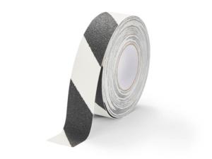 Fotoluminiscenční podlahové značení - Podlahová páska: Protiskluzová výstražná páska