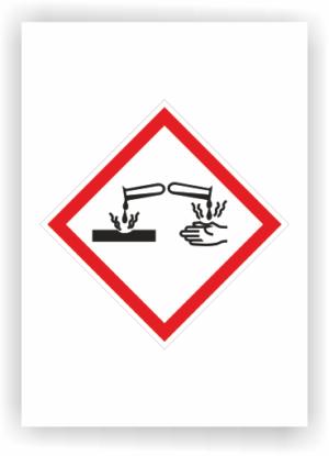 Výstražné symboly GHS/CLP
